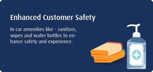 Customer Safety Banner