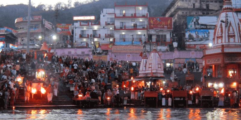 Har ki Pauri Best places to visit in Haridwar