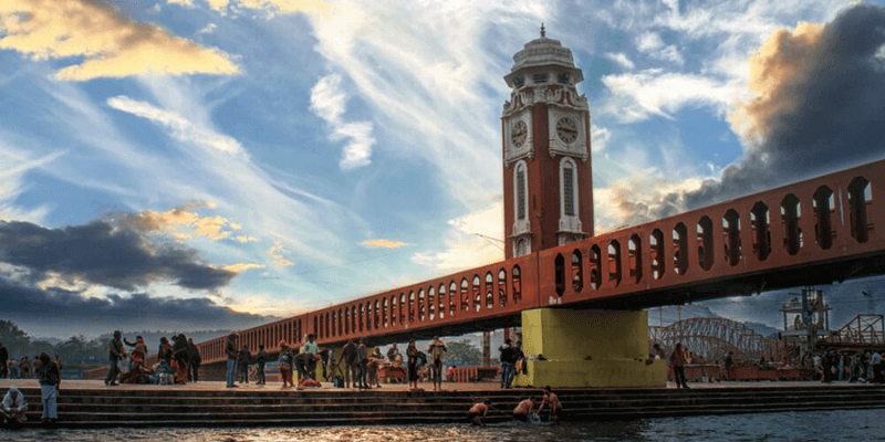 How to reach Haridwar