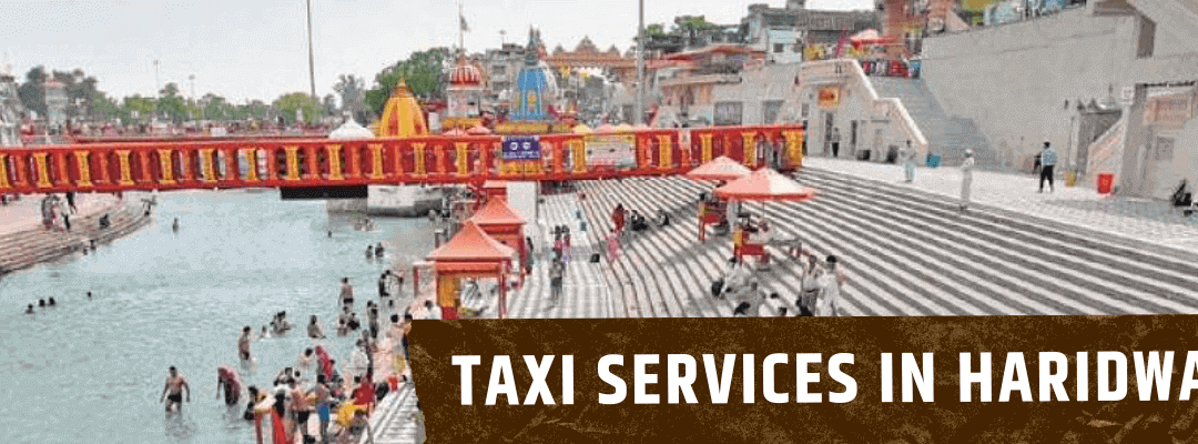 taxi services in haridwar