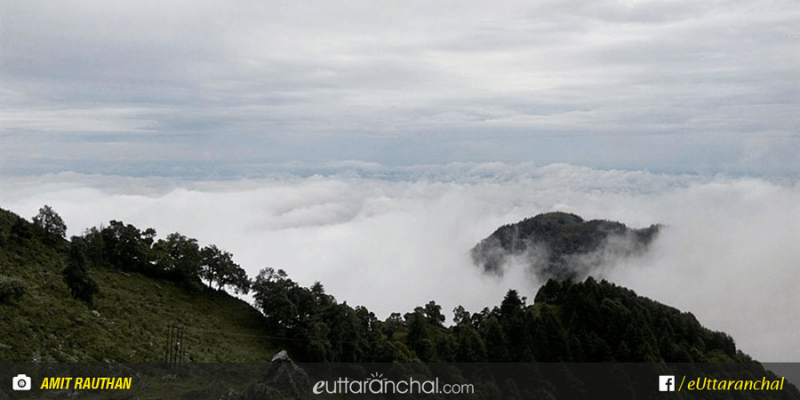 Clouds End of Mussoorie Tour package