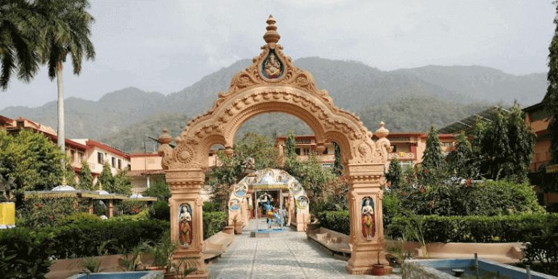 Parmarth Niketan Places to visit in Rishikesh